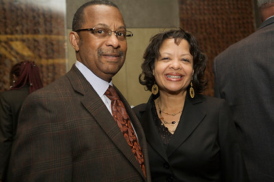 Eugene Varnado, Dr. Deborah Knox
